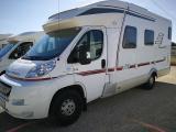 camping car HYMERMOBIL TRAMP 645 H modèle 2010