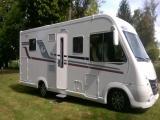 camping car LE VOYAGEUR INTEGRAL LV 850 PREMIUM CLASS modèle 2015