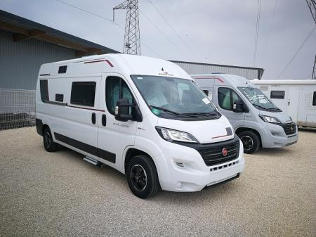 camping car ROLLER TEAM LIVINGSTONE WITH EDITION 5 modele 2019