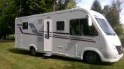 camping car LE VOYAGEUR INTEGRAL LV 850 PREMIUM CLASS modele 2015